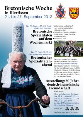 8. Bretonische Woche 2012