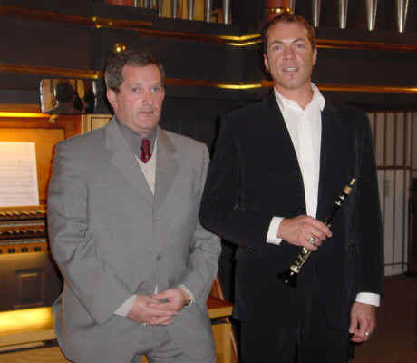 Bernard de Trogoff, Caron Christophe